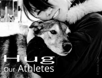 Hug our Athletes
